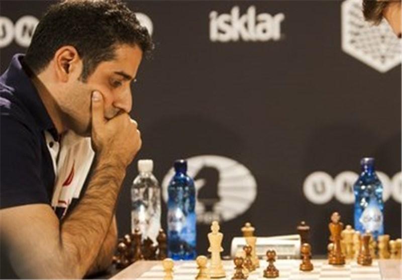 شطرنج غرب آسیا  پیشتازى نمایندگان ایران در پایان دور سوم