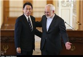 Iran's Zarif Sees 'Very Bright Future' for Tehran-Tokyo Ties