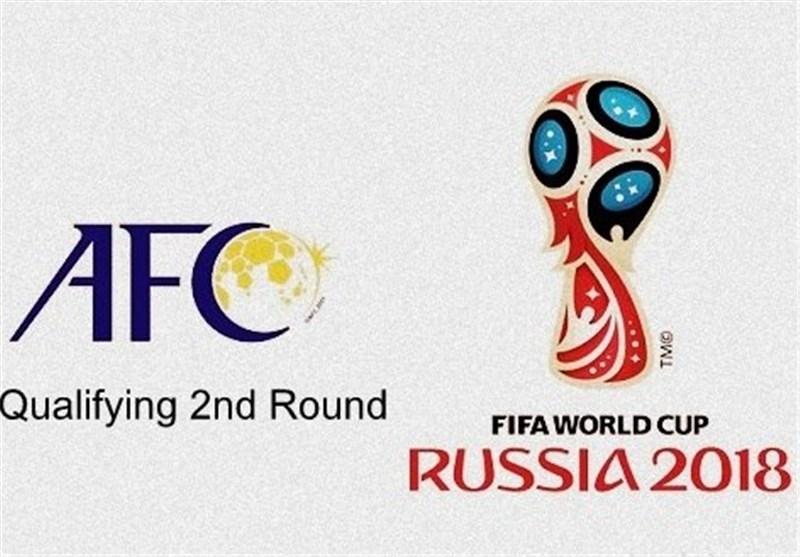 مرحله انتخابی جام جهانی 2018 در آسیا