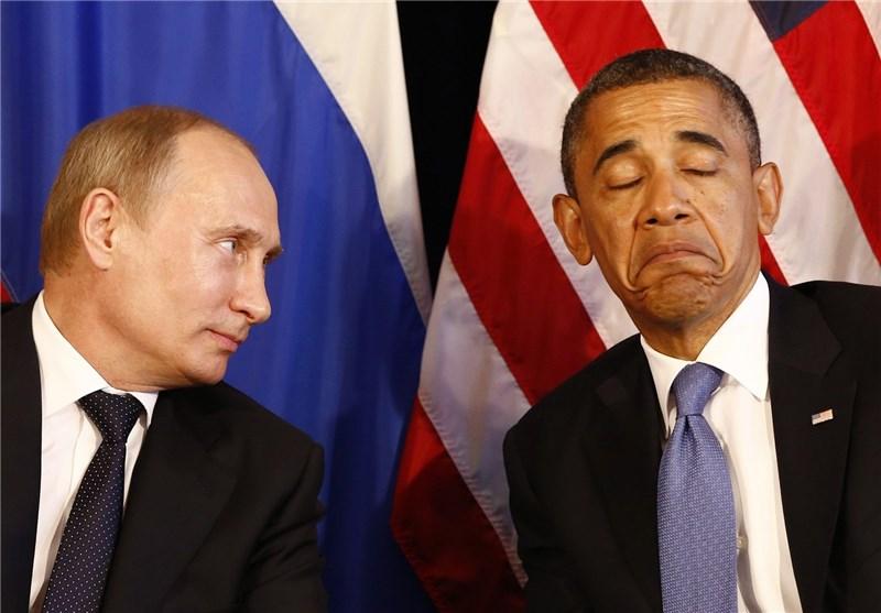 اوباما پوتین