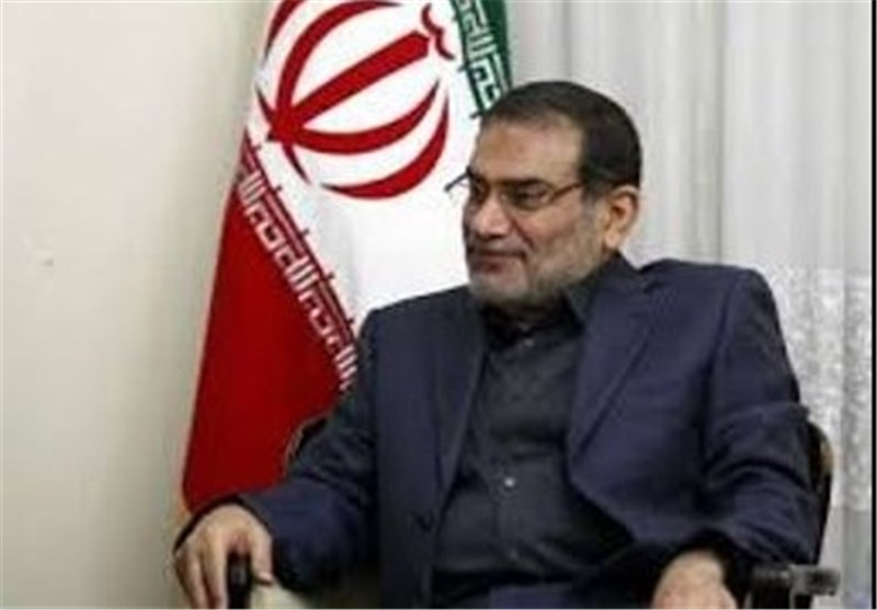 شمخانی: ایران منعت تقدم الارهابیین وأبادة الشعبین السوری والعراقی