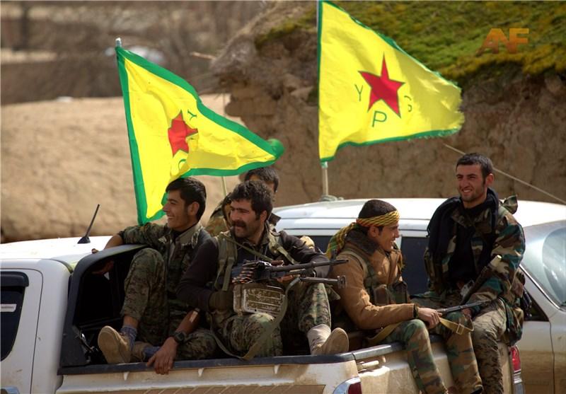 شبهنظامیان کرد سوریه