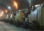 فیلم/ پایگاه موشکی ایران در عمق 500متری زمین