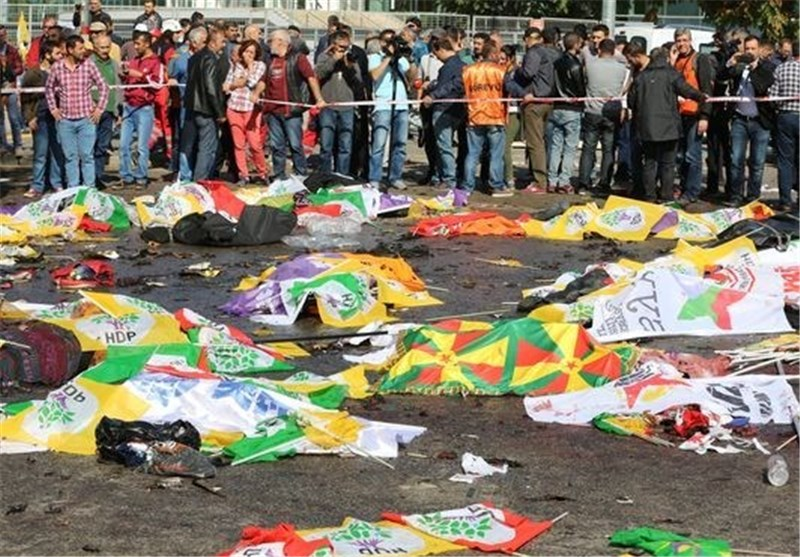 Turkish Police Arrest 50 in Ankara Bombing Probe