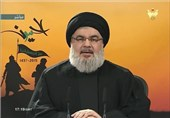 سخنرانی سید حسن نصرالله در مراسم پیروزی حزبالله در جنگ 33 روزه