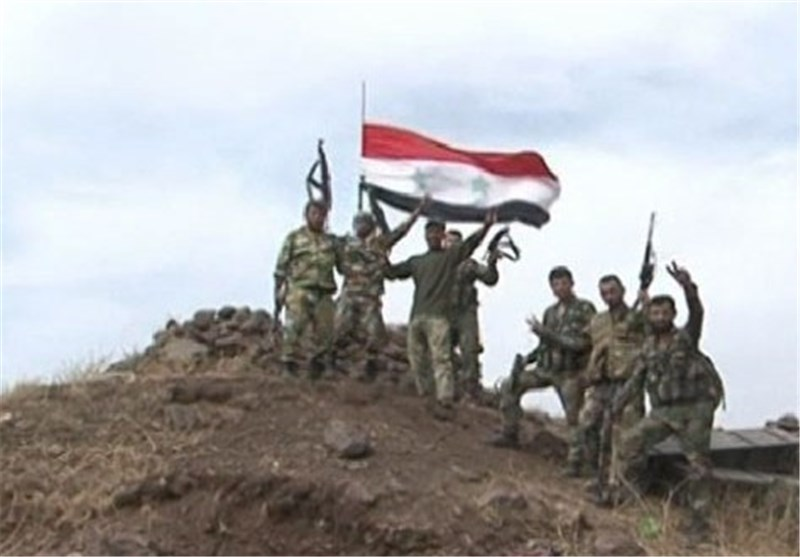 الجیش السوری یواصل تقدمه فی حلب ویوسع مناطق سیطرته بریفی درعا والقنیطرة جنوب البلاد