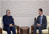 Assad Lauds Iran, Russia's Backing for Syria