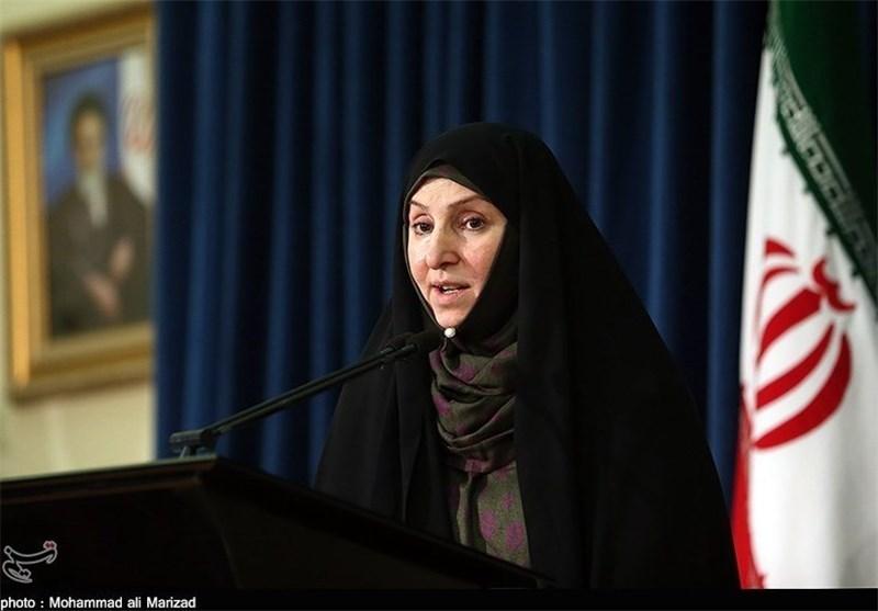 ایران الاسلامیة تهنئ ترکیا بمناسبة نجاح الانتخابات البرلمانیة فی هذا البلد