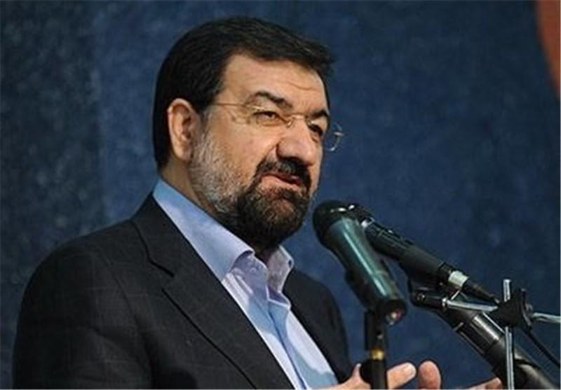 محسن رضائی یؤکد ضرورة انضمام الدول الاسلامیة الی التحالف ضد داعش