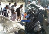سامانه موشکی جدید یمن رونمایی شد/ سرنگونی 2 جنگنده متجاوز