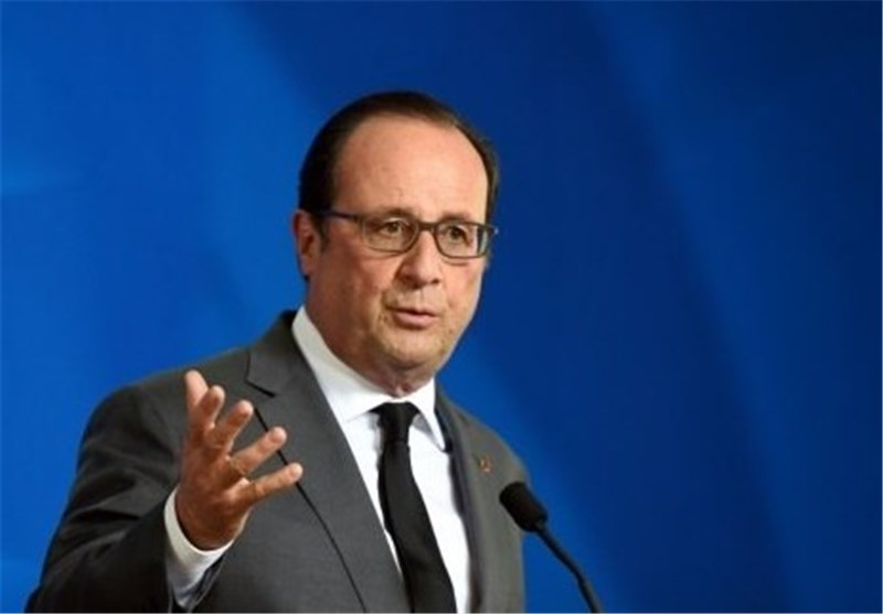 French President Blames Paris Carnage on ISIL