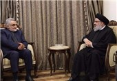 Senior Iranian MP, Hezbollah Chief Meet in Lebanon