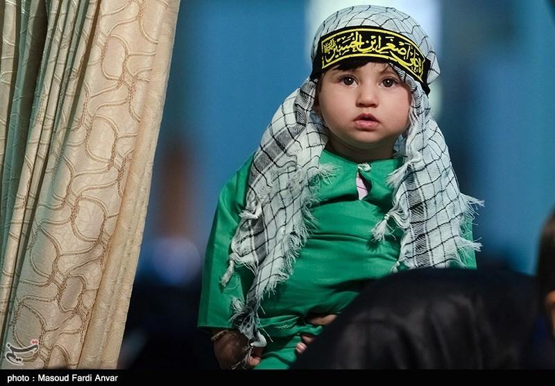 همایش شیرخوارگان حسینی- استانها