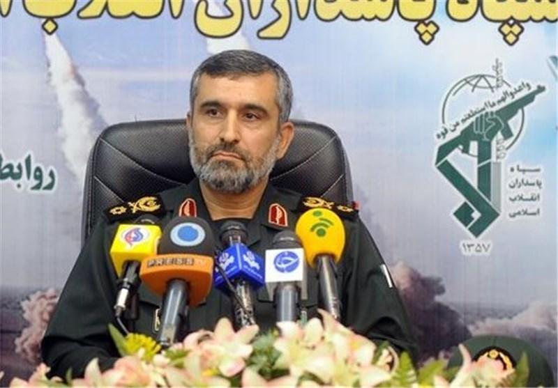 سردار حاجیزاده: اعزام نیرو به سوریه متوقف نشده/ موشکهای 2000کیلومتری سپاه مخصوص زدن اسرائیل است