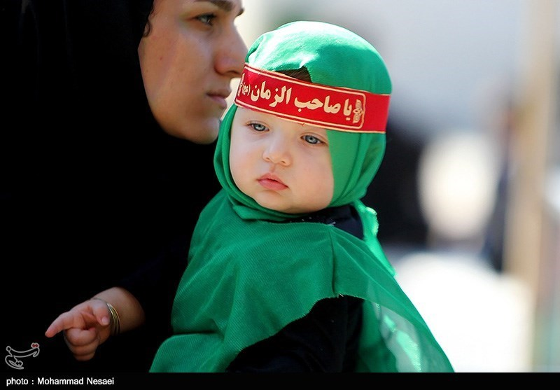 همایش شیرخوارگان حسینی در سراسر ایران (3)