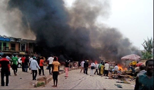 At Least 21 Dead in Suicide Bombing at Shiite Muslim Procession in Nigeria