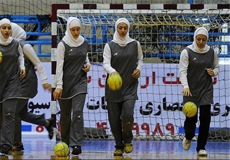 Iran Drawn with S. Korea at Asian Women's Handball Championship