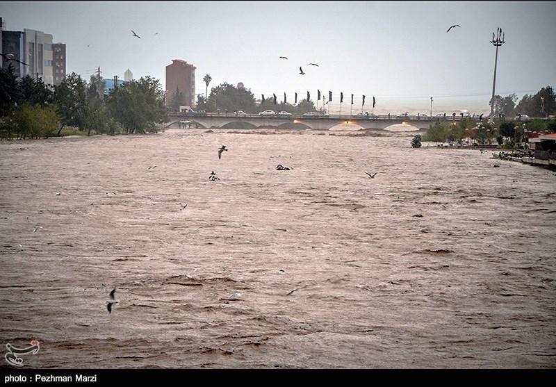 Torrential Rains Flood North of Iran
