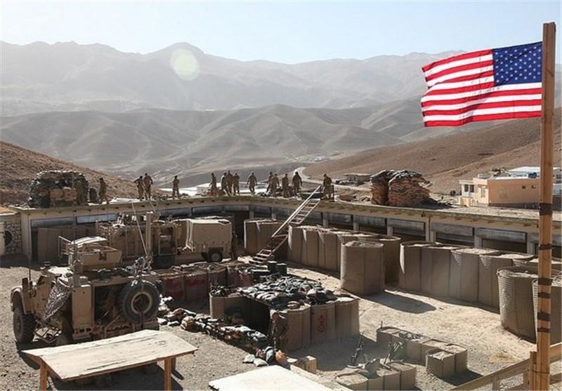 خروج نیروهای آمریکایی از 10 پایگاه نظامی در افغانستان