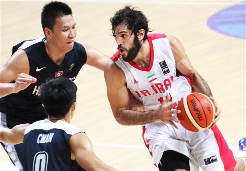 Iran Basketball Team Invited to Atlas Challenge