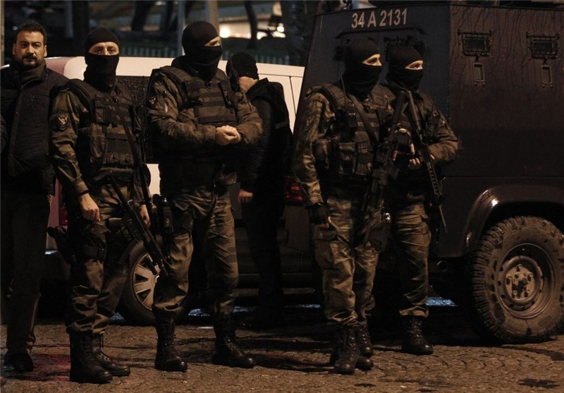 Turkey Detains 283 Suspected Daesh Militants