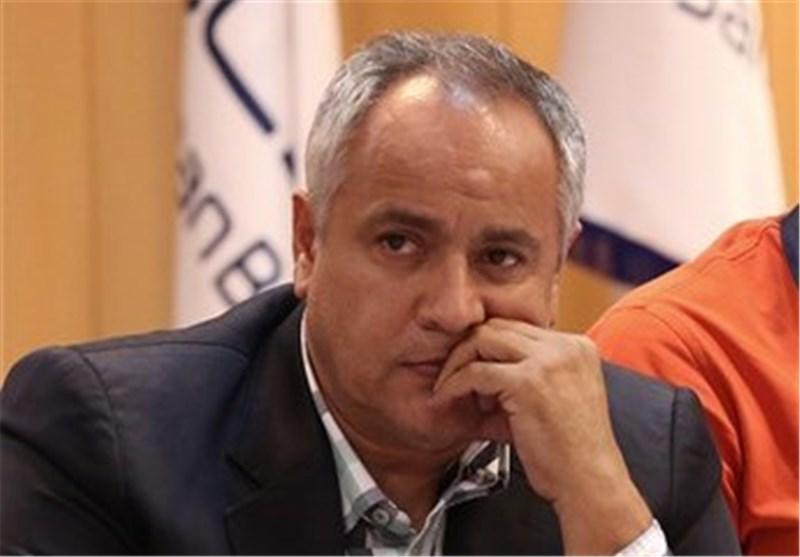 قوچان نژاد: تیم ملی والیبال بدون دغدغه باید برای المپیک آماده شود,