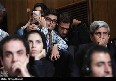 German FM Makes Speech at University of Tehran