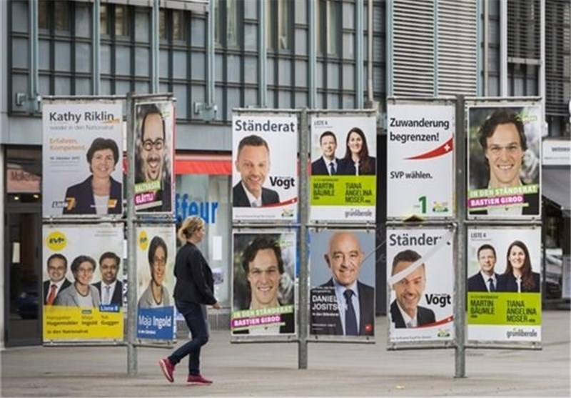 Swiss Vote in Elections Dominated by Immigration Issue