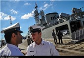 Iranian Fleet Begins Naval Mission