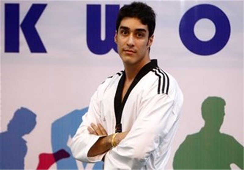 Iran's Khodabakhshi Clinches Bronze Medal at World Taekwondo Grand Prix