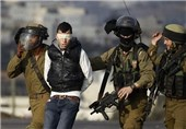 بازداشت فلسطینی ها