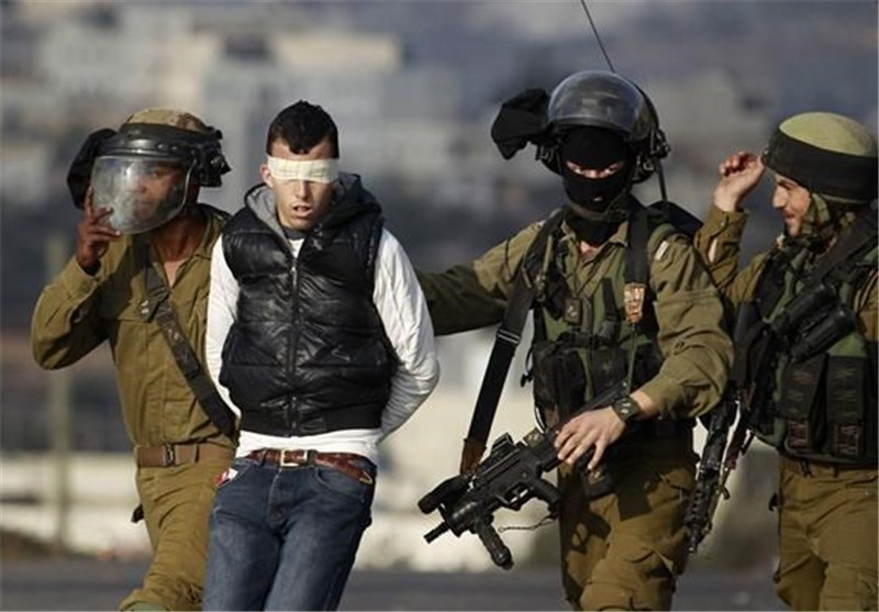 İsrail, Şubat Ayında 498 Filistinliyi Gözaltına Aldı