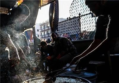 گزارش اختصاصی تسنیم از نذری های ساده در خیابان های کربلا