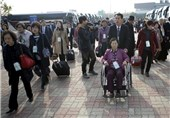 South Koreans Arrive in North for Emotional Family Reunions