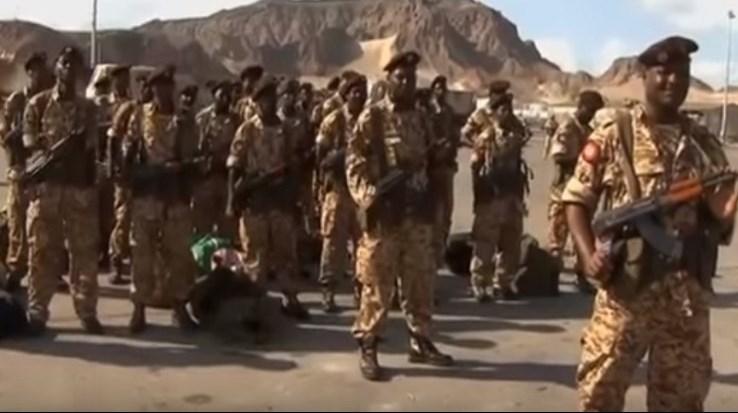 فیلم/هلاکت نظامیان سودانی در کمین محکم انصارالله یمن
