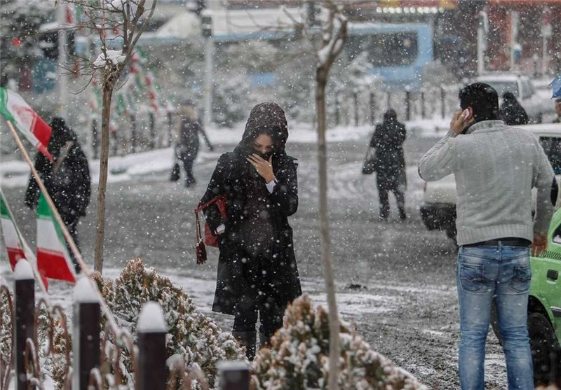 Iran Braces for El Nino, Hard Frost
