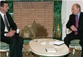 تکذیب خبر خودداری پوتین از گفتوگوی تلفنی با بشار اسد