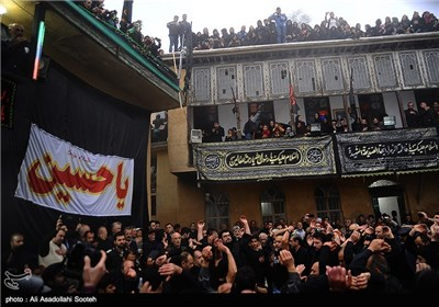 Villagers in North of Iran Mourn for Imam Hussein (AS)