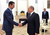 Syria's Assad Visits Moscow on October 20