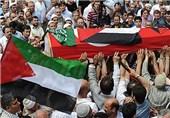 شمار شهدای فلسطین از ابتدای سال جاری میلادی تاکنون اعلام شد