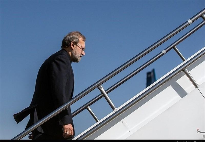 Iran's Larijani in Russia to Attend Valdai Meeting