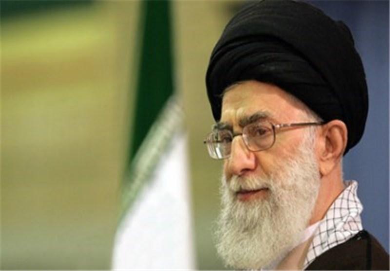 «تسنیم» تنشر بعد قلیل رسالة قائد الثورة الاسلامیة لرئیس الجمهوریة بشأن الاتفاق النووی