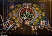 """""""شاخسی"""" نمادی از شور و شعور حسینی مردم آذربایجان در عزای امام حسین (ع) +فیلم"""