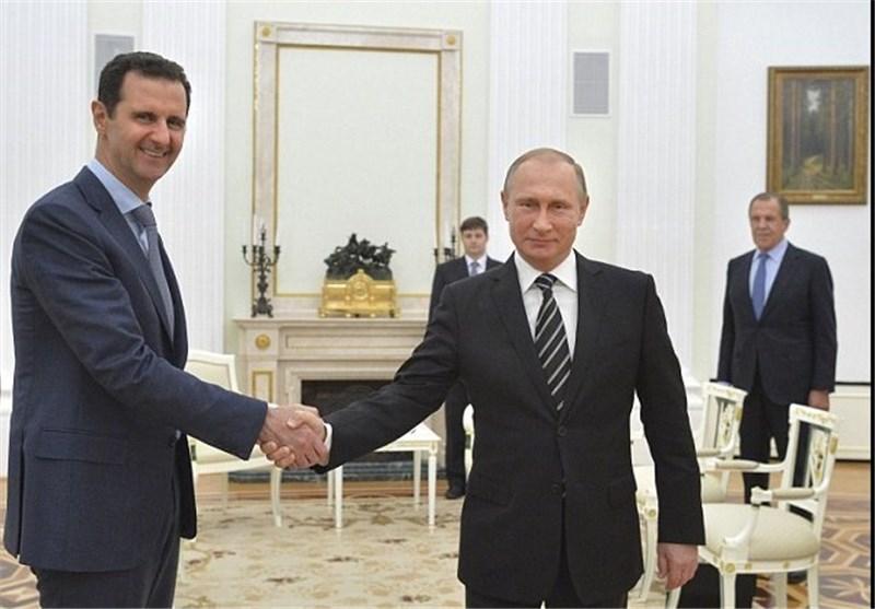 Putin Hails Syria's Palmyra Recapture