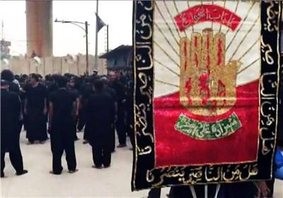 عزاداری پاکستانی ها برای حضرت علی اصغر(ع)