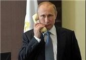 گفت وگوی تلفنی السیسی و پوتین درباره سانحه سقوط هواپیمای روسی