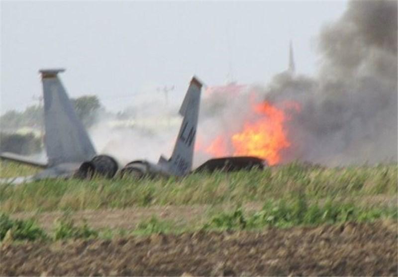 بریطانیا تعلن مصرع شخص فی تحطم طائرة عسکریة أمریکیة شرق البلاد