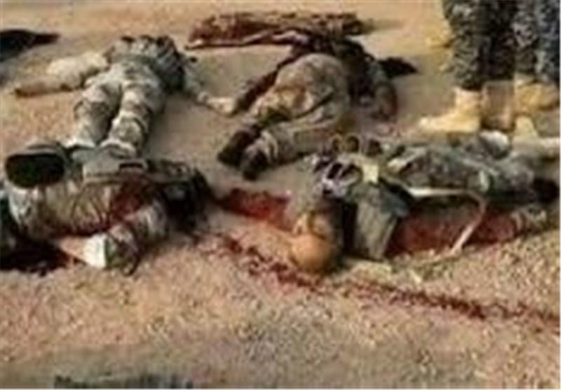 القوات الیمنیة تقتل 5 عسکریین سعودیین بینهم ضابط فی منطقة الربوعة بعسیر