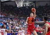 لیگ بسکتبال چین| پیروزی یاران حدادی در غیاب او