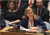 سامانتا پاور نماینده آمریکا در سازمان ملل